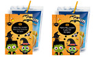 HALLOWEEN CAPRI SUN LABELS BIRTHDAY PARTY FAVORS SUPPLIES JUICE BOX STICKERS