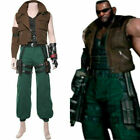 Final Fantasy VII Remake Barret Wallace Cosplay Costume:Free shipping