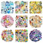 50pcs Vsco Girl Skateboard Stickers Vinyl Laptop Luggage Decals Bomb Graphics
