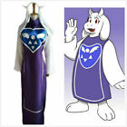 NEW game Undertale Goat Mother Toriel Cosplay Costume