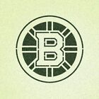 Boston Bruins Hockey Stencil Mylar Sport Stencils $12.94 USD on eBay
