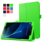 Fits Samsung Galaxy Tab A 10.1''SM-T580/585 Tablet Leather Stand Flip Case Cover