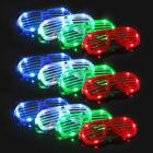 Light Up Glasses Bulk Party Favors Glow in The Dark LED Glasses Party Supplies