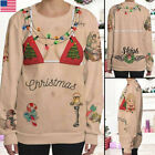Couple 3D All Over Printed Bra Hairy Chest Tattoos Ugly Christmas Shirts Sweater