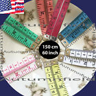 Body Measuring Tape Ruler Sewing Cloth Tailor Measure Soft Flat 60 inch 150 cm