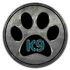 SignMission Paw Circle Corrugated Plastic Sign
