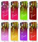 Any Name Personalised Mobile Phone Case Cover for Apple iPhone Models S068