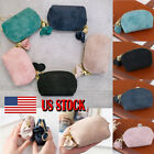Women Lady Girls Mini Wallet Key Card Holder Small Change Coin Bag Purse Handbag image