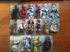2019 Star Wars Journey to Rise of Skywalker Illustrated Character Pick Your Card $2.0 USD on eBay
