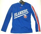 NHL Reebok Boys New York Islanders Hockey Long Sleeve T-Shirt Size 8 NWT $13.49 USD on eBay