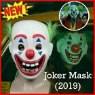 SCARY HALLOWEEN MASK clown horror creepy costume evil party v guy cosplay props $6.99 USD on eBay