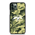 DUCK DYNASTY COMMANDER CAMO iPhone 6 6S 7 8 Plus X XS Max XR 11 Pro Case