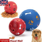 Pet Leakage Tough-Treat Ball Food Dispenser Cat Dog Rotate Funny Interactive Toy