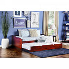Taylor and Olive Savery Transitional Wooden Daybed With Twin-size Trundle