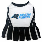 Pets First Carolina Panthers NFL Cheerleader Outfit $22.99 USD on eBay