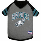 Pets First Philadelphia Eagles Hoodie Tee Shirt For Dogs $19.99 USD on eBay