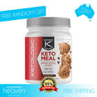 KetoLogic Keto Meal Replacement Ketogenic Diet Powder Weight Management 16 Srv
