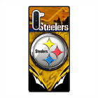 NEW PITTSBURGH STEELERS LOGO Samsung Gal Note S7/8/9/10 Edge/+ Phone Case Cover $15.9 USD on eBay