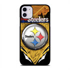 NEW PITTSBURGH STEELERS LOGO iPhone 5 6/S 7 8 + 11 Pro X XR XS Max Case Cover $15.9 USD on eBay