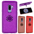 For Samsung Galaxy S9 Plus Glitter Bling Case Sparkly Pretty Fancy Cute Cover