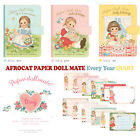 Afrocat Paper Doll Mate Diary 2020 Planner Schedule Journal Note Memo New Year