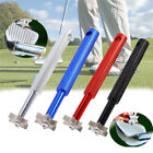 Golf Club Groove Sharpener Cleaner Tool with 6 Cutters Grove Iron Wedge Gift AU