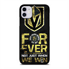 VEGAS GOLDEN KNIGHTS FOREVER iPhone 5 6/S 7 8 + 11 Pro X XR XS Max Case Cover $15.9 USD on eBay