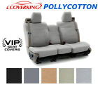 Coverking Pollycotton Custom Seat Covers for Scion xA $207.62 CAD on eBay