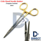 MEDENTRA Surgical Needle Holder Dental Clamp Forceps Suturing Orthodontic Driver