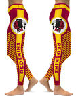 Washington Redskins Leggings Small-XXL (0-14) Football Fan Gift Game Gear Skins $22.99 USD on eBay