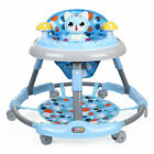Baby Walker First Step Push Along Bouncer Activity Musical Toys Cute Xmas Gifts <br/> 2019 New,Pyramid design,Fold with one button,Adjustable
