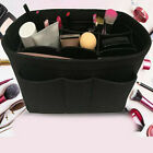 Felt Bag Handbag Organizer Insert Pocket Storage Tote Shaper Liner Multi Bags