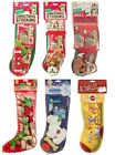 Pets Christmas Gift | Luxury Dog Stockings | Toys & Treats | Buy 2+ Get 10% Off