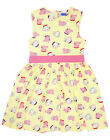 Peppa Pig Peppa & Suzy Girl's Pretty Pink and Yellow Party Dress (1-6)