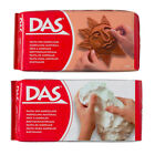 DAS Air Drying Modelling Clay for Art & Craft in White or Terracotta - 1kg image