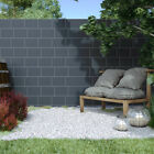 Panel Cover Privacy Garden Fence Balcony Shade Mat Screen 19 Cm X 40 M Colours