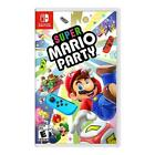 FREE SHIPPING BRAND NEW SEALED Super Mario Party (Nintendo Switch, 2018)