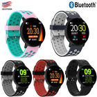 D18Plus Smart Watch Bluetooth Heart Rate Blood Pressure Monitor Fitness Tracker