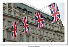 British Flags In The Street Art Print Home Decor Wall Art Poster - D
