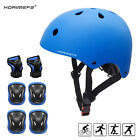 Kids Protective Gear Set Child Helmet Knee Elbow Pads for 3~8yrs Boys Girls  image