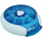 Aidapt Compact Round Weekday Professionals Pillbox/Dispenser for Home and Travel