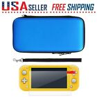 Nintendo Switch LITE Carrying Case Hard Portable Pouch Travel Screen Protector