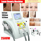 Laser Tattoo Pigment Removal Beauty Machine Spot Remover Skin Rejuvenation 2500W