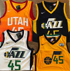 NWT Donovan Mitchell #45 Utah Jazz Orange - Navy - White - Yellow Men's Jersey
