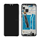 For Huawei Y9 2019 JKM-LX1/JKM-LX2/JKM-LX3 LCD Touch Screen Digitizer ±Frame _US