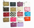 COACH MINI SKINNY ID CASE WALLET KEY RING COIN POUCH NEW WITH TAGS