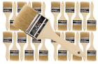 0.5-4 inch Chip Paint Brushes for Paint, Stains,Varnishes,Glues cheap. Packs