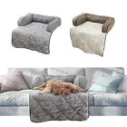 Plush Dog Bed Soft Washable Fabric Cushion Sofa Chair Couch/ Chair Protector