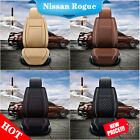 4 Color Front & Rear Car Seat Cover For Nissan Rogue 2013-2016 Chair Cushion PGS $200.0 USD on eBay