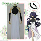 Seraph of the End Vampire Asuramaru Black White Dress Cosplay Costume